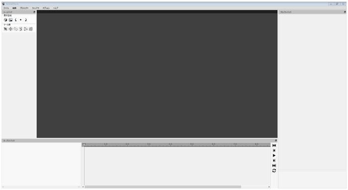 AnimeEffect最初の画面_1